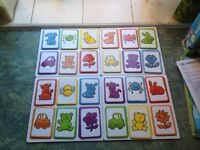 Early learning colour and matching games