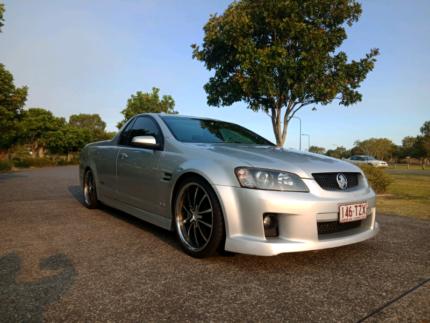 2010 Holden Ve Ssv Ute