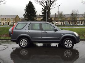 2006 Honda CR-V 2.2 CDTi Sport Model 2 Owners 6 Speed Manual Very Good Condition 12 Months MOT P/Ex
