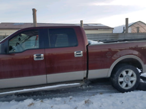 2007 Ford F150 King Ranch Parts