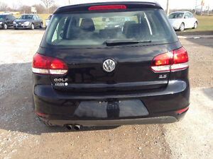 2013 VW GOLF 2.5L GAS AUTO 59,000KM $12,800 Peterborough Peterborough Area image 4