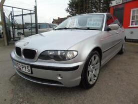 2002 BMW 3 Series 320d SE 4dr, PX TO CLEAR,Service history,12 months mot,Warr...