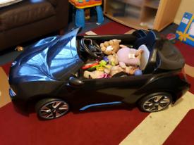 Kids electric car FREE