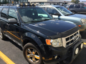 2009 Ford Escape XLT 4CYL/AUTO