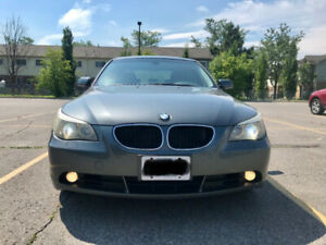 2004 BMW 530i automatic fully loaded 161000KM Mint condition, It