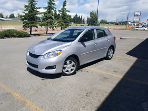 Quick sale Toyota Matrix 2010