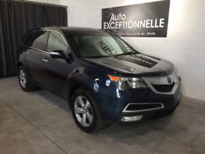 2010 Acura MDX Elite package SUV, Crossover