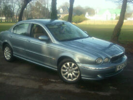 **Part Exchange Bargain To Clear**Jaguar X-TYPE 2.0D SE**Diesel**