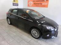 2014 Ford Focus 2.0TDCi ( 163ps ) Zetec S ***BUY FOR ONLY £43 PER WEEK***