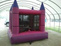 Inflatable Bounce House Bouncer Castle Slide Rentals frm $100Day
