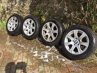 Winter wheels and tyres for BMW 1 series