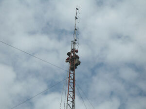 Towers, Wireless Internet, Digital TV,  Amateur Radio Kingston Kingston Area image 1
