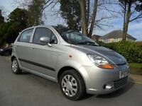 CHEVROLET MATIZ 1.0 SE 2007 ONLY 49,000 MILES COMPLETE WITH M.O.T HPI CLEAR