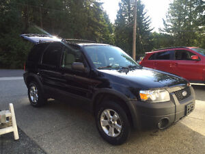 2004 Ford Escape XLT SUV 4X4 V6, Crossover