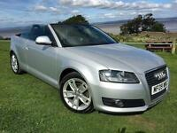 Audi A3 Tdi Sport Convertible 2.0 Manual Diesel