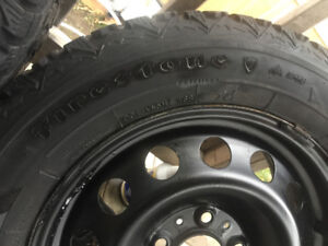 Winter tires Firestone