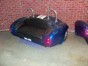 Cobra sofa /man cave /garage