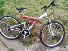 Thunderbolt mountain bike for sale 26 inch