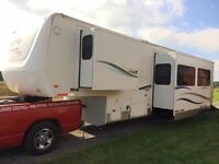 2005 Toy Hauler KZ RV