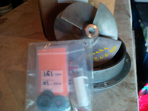 200 HP OUTBOARD JET IMPELLER AND WEAR RING Prince George British Columbia image 1