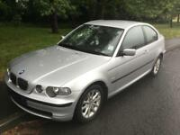 2003 BMW 316 Es Compact 1 owner 78000 12 months mot exceptional value