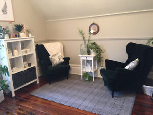Shared clinic/office space in Cook Street Village