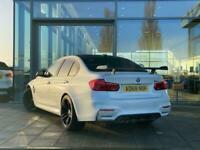 2018 BMW M3 SERIES M3 Saloon Auto Saloon Petrol Automatic