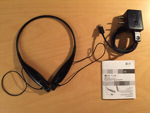 LG Tone - HBS-700 Wireless Bluetooth Stereo Headset