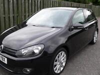 Volkswagen Golf 2.0TDI ( 140ps ) 2011 GT S/History Low mileage Leather