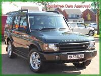 2003 (53) Land Rover Discovery 2.5Td5 XS
