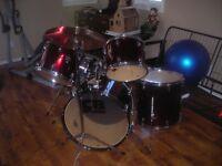 CB 7 p drum set