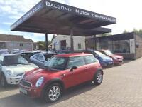 2005 55 MINI HATCH ONE 1.6 ONE SEVEN 3DR