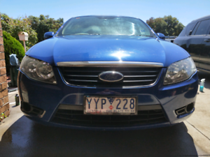 2008 Ford FG Falcon/GSXR 600 (K6) Buy/Swaps