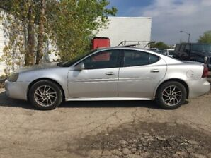 2004 PONTIAC GTP SUPERCHARGED  4500.00 PLUS TAX SAFETIED