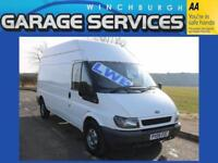 FORD TRANSIT LWB HIGH ROOF GOOD CONDITION **NO VAT**