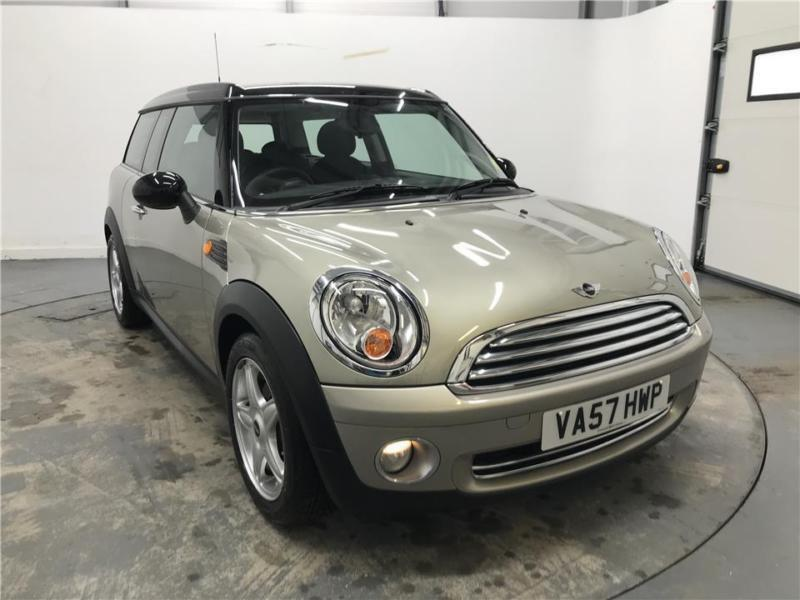 Mini Clubman 16 Cooper 5dr Auto In York North Yorkshire Gumtree