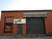 Exceptional, Newly Renovated, Modern Industrial Space for Lease