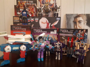 Transformers Re-Issue's