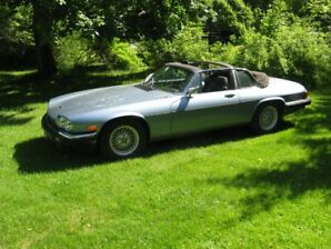 1987 Jaguar XJS Convertible