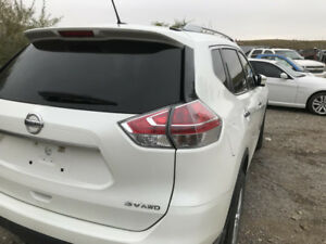 14 15 16 17 Nissan Rogue; Used & New Parts **