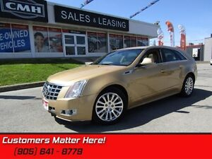 2013 Cadillac CTS Wagon Performance Collection   DUAL CLIMATE! H