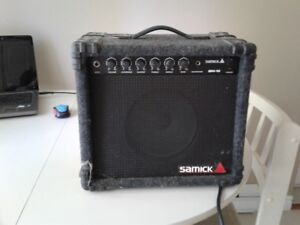 Amp for sale must go!  Make me an offer