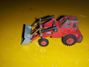MUIR HILL LOADER-2WL-DINKY TOYS-MECCANO-TAYLOR WOODROW