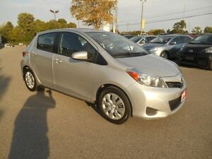 2014 Toyota Yaris LE 5-Door AT Peterborough Peterborough Area image 8