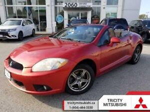 2009 Mitsubishi Eclipse GS  POWER CONVERTIBLE TOP