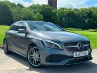 2017 17 Mercedes-Benz A180d ( Premium Plus ) 7G-DCT AMG for sale in AYRSHIRE