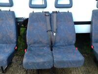 LDV / TRANSIT MINI BUS REAR SEATS £50