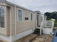 FOR SALE STATIC PRE OWNED CARAVAN WILLERBY VOGUE *MORECAMBE 12 MONTH PARK