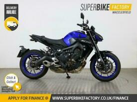 2018 68 YAMAHA MT-09 ABS - BUY ONLINE 24 HOURS A DAY