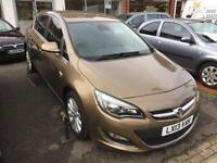 Vauxhall/Opel Astra 1.6i VVT 16v ( 115ps ) auto 2013MY Elite